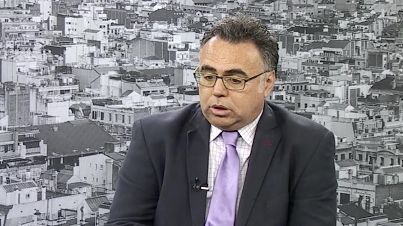 Dr. Eduard Vieta: Hi ha un percentatge important de gent que és bipolar i no ho sap