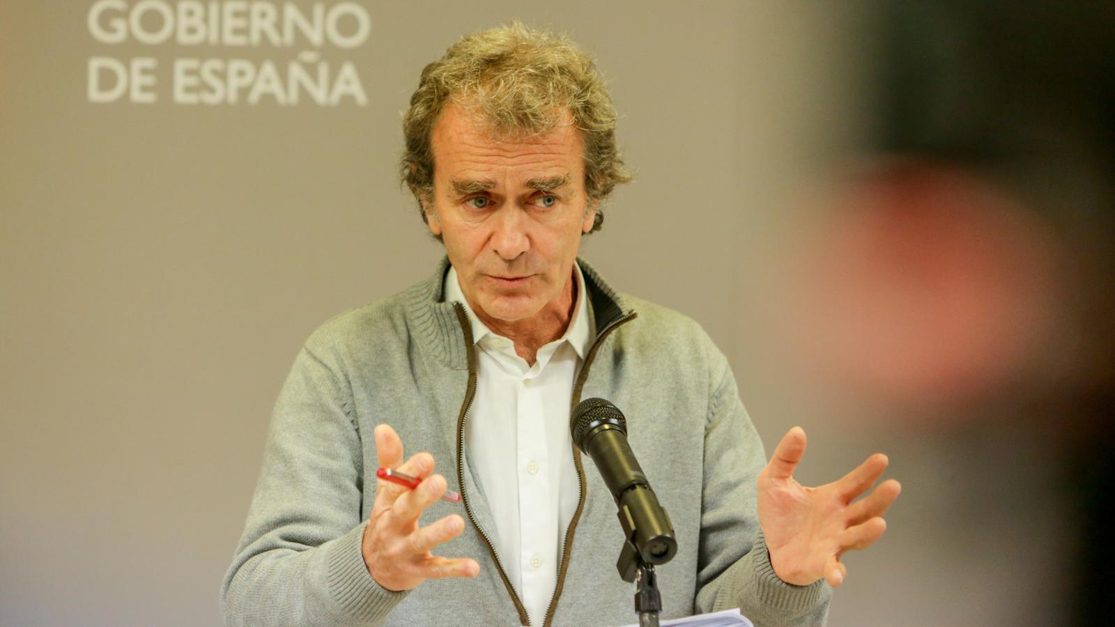 """El govern espanyol eleva a """"moderat"""" el risc de contagi del coronavirus a l'Estat"""