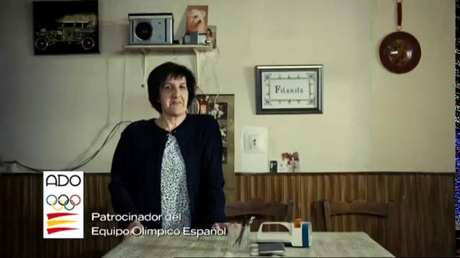El poble dels noms estranys, Huerta del Rey, en l'anunci d'Aquarius