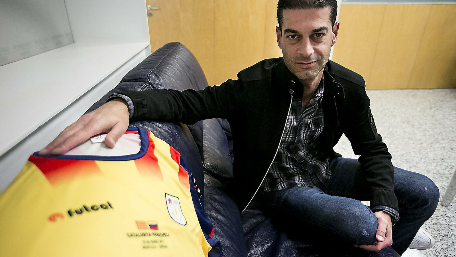 """Gerard López: """"Em quedo amb la versió dels jugadors: els feia molta il·lusió venir"""""""