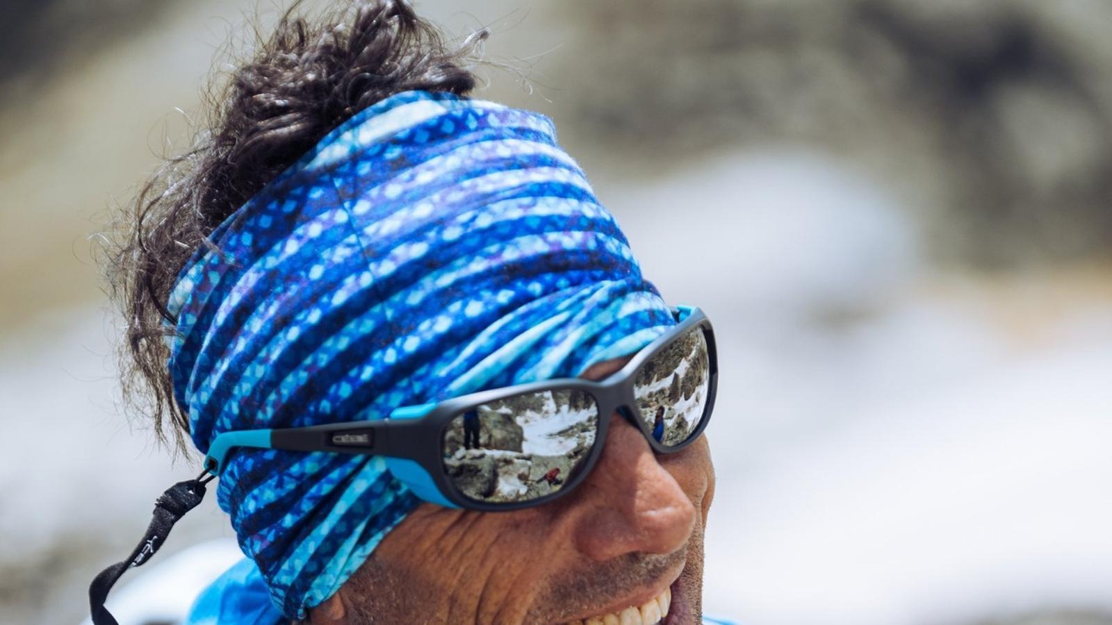 Rescaten l'alpinista català Jordi Tosas després d'un accident al K2