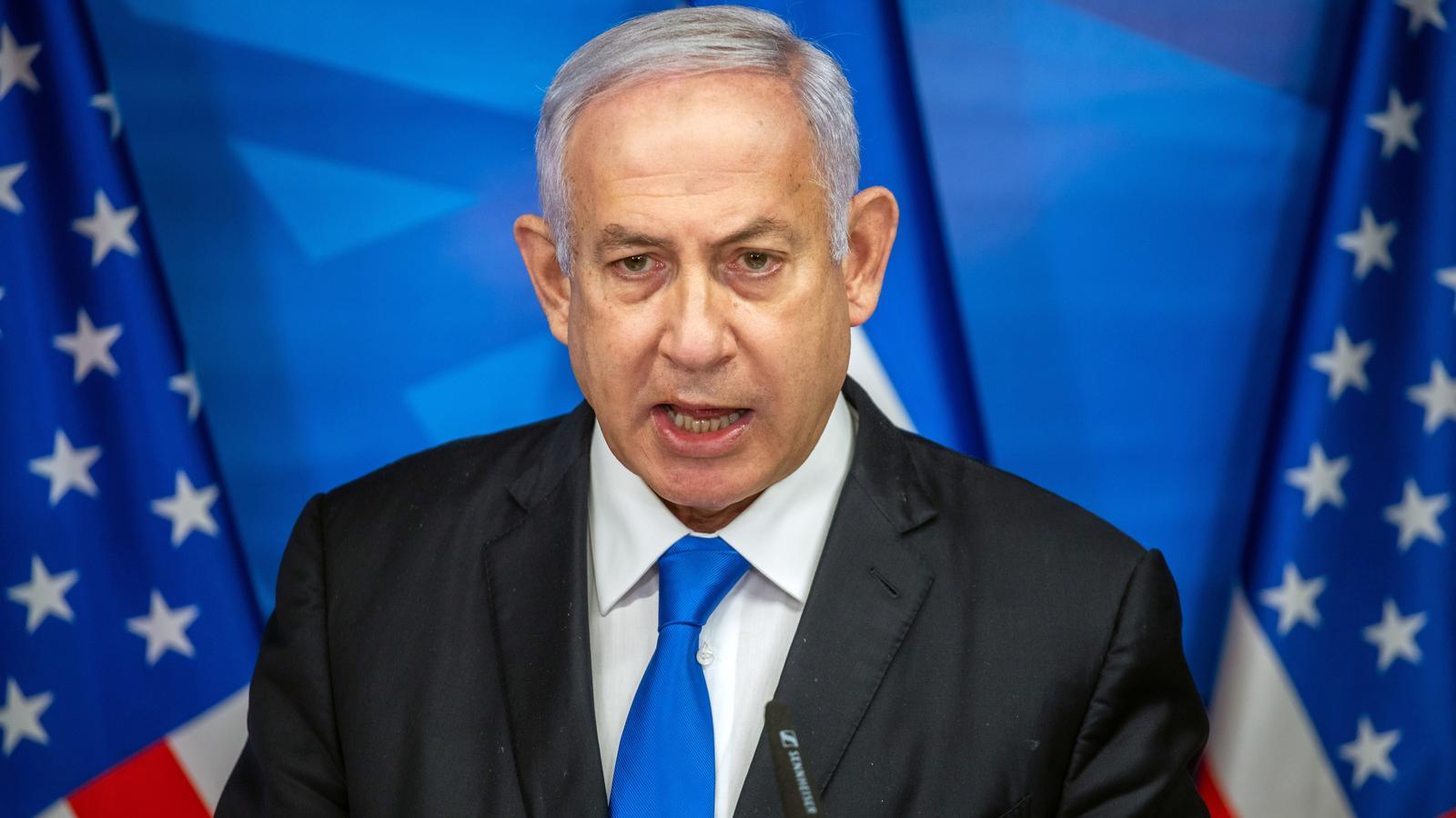 El primer ministre israelià, Benjamin Netanyahu, la setmana passada