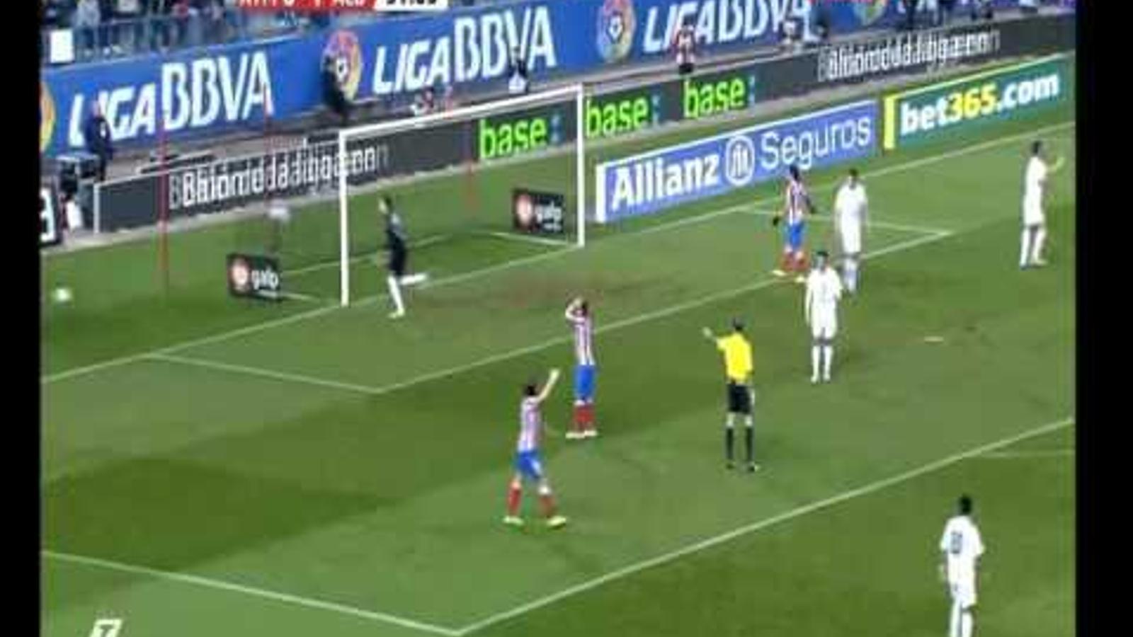 Atlètic de Madrid 0 - Albacete 1 (Copa del Rei)