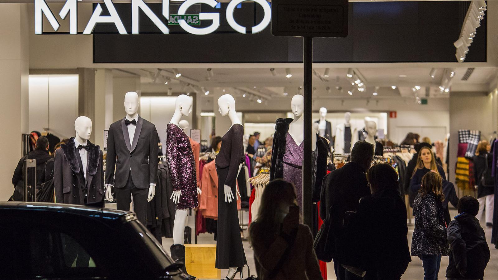 Nou gir de Mango: tancarà 50 locals i redueix la plantilla de Kids
