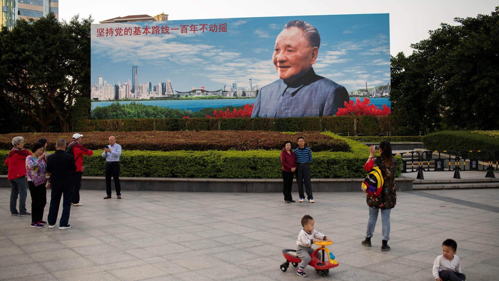 Quaranta anys de reformes  que han transformat la Xina