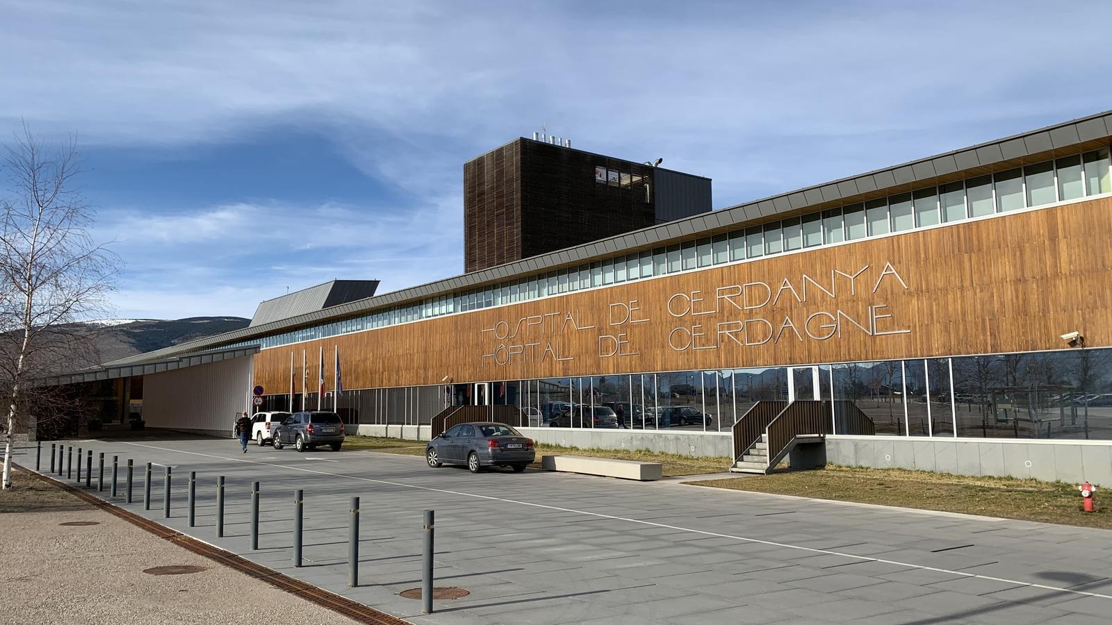 L'Hospital de Cerdanya. / G.L.T.
