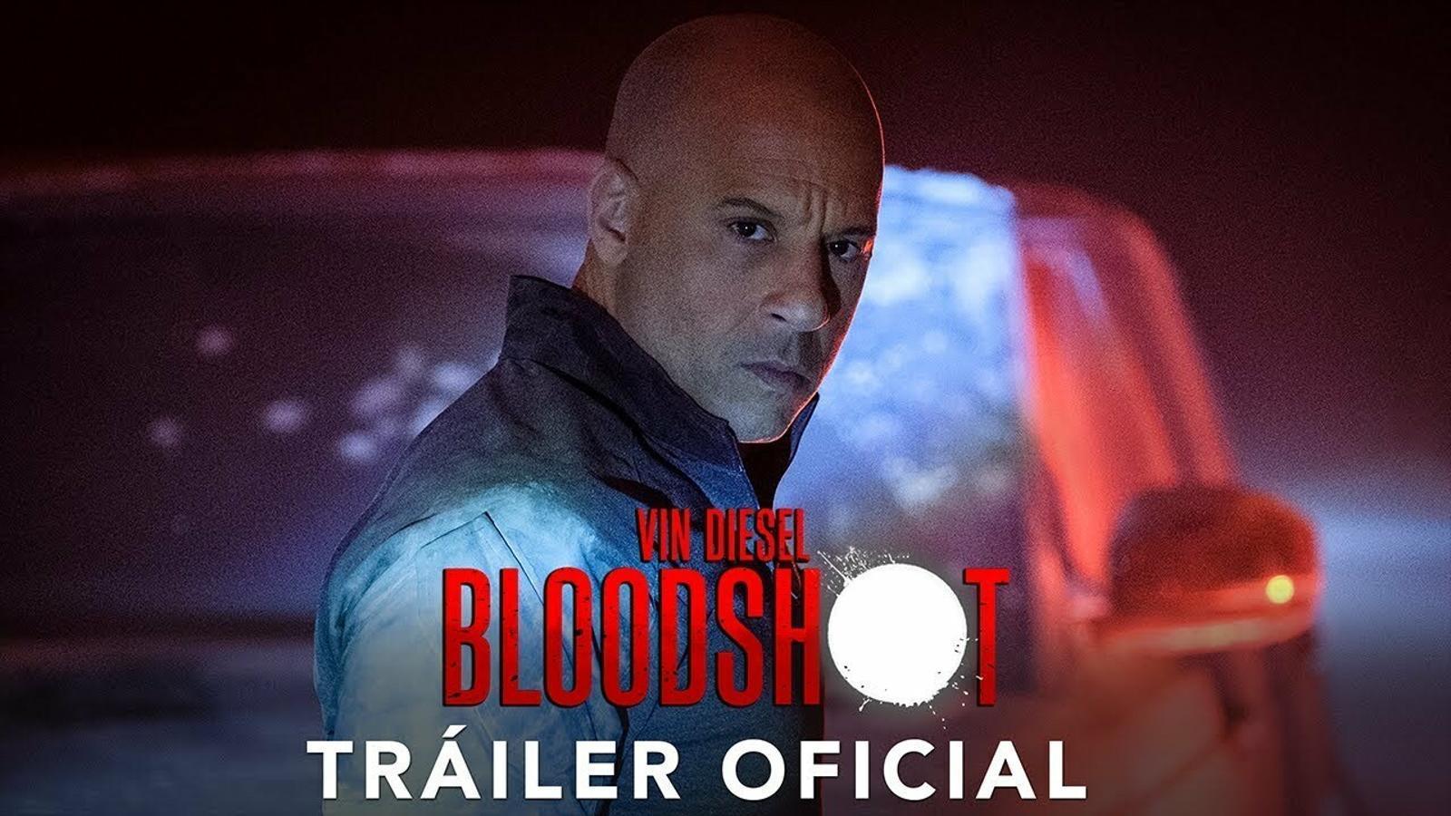 Tràiler de 'Bloodshot'