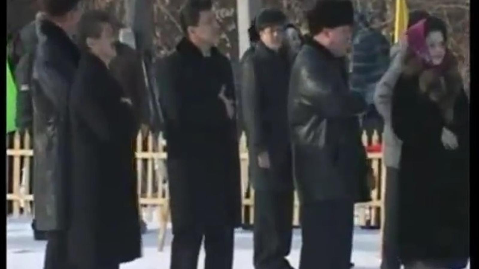'Living la vida loca', de Ricky Martin, convertida per error en el nou himne nacional del Kazakhstan