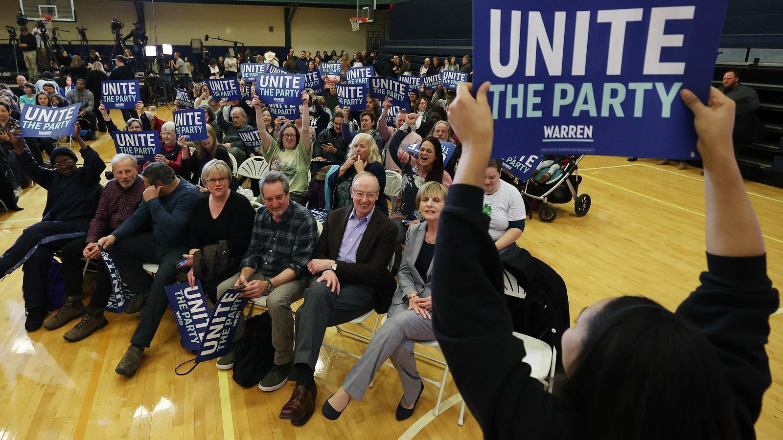 Guia per entendre els caucus i primàries demòcrates als EUA