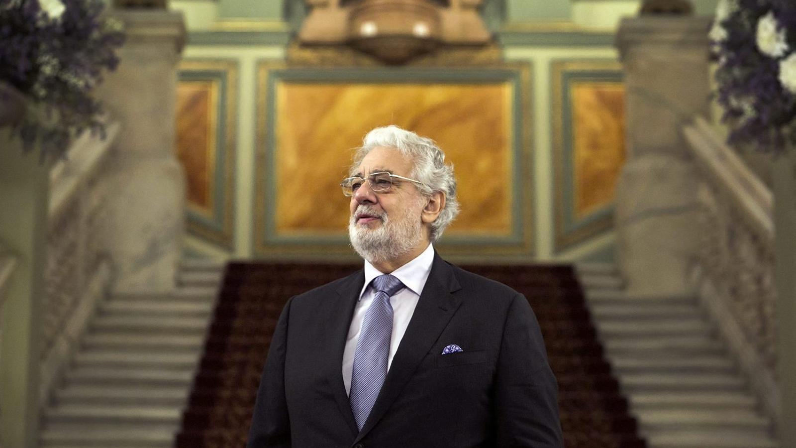 Plácido Domingo,   Al servei de Massenet