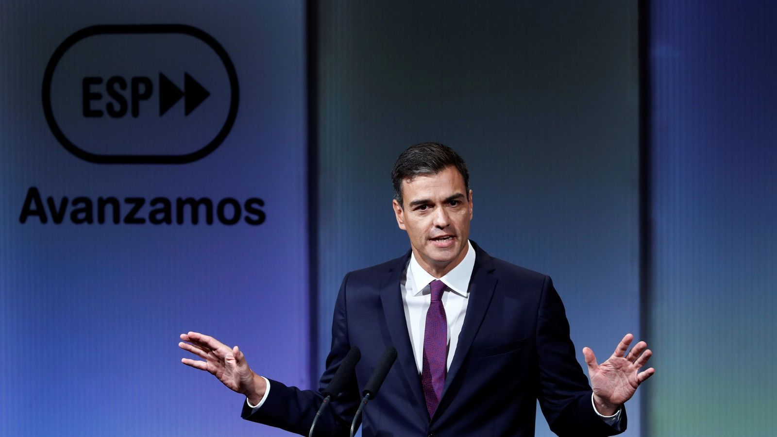 Pedro Sánchez fa balanç dels seus primers 100 dies de president del govern espanyol