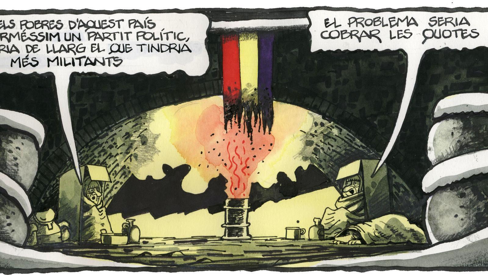 'A la contra', per Ferreres 22/01/2020