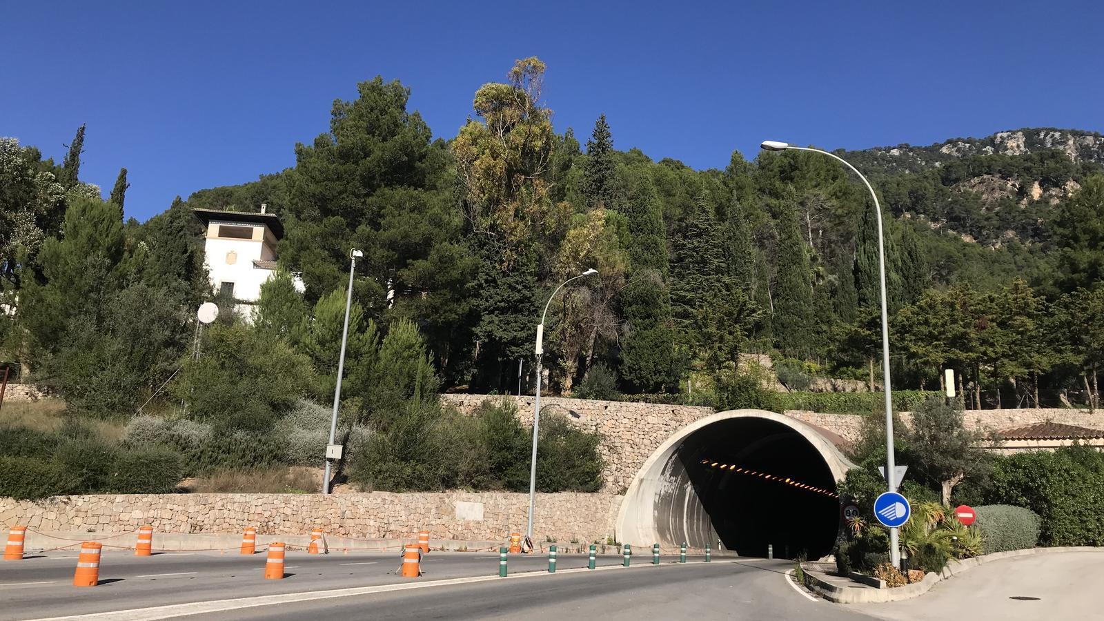 El túnel de Sóller.
