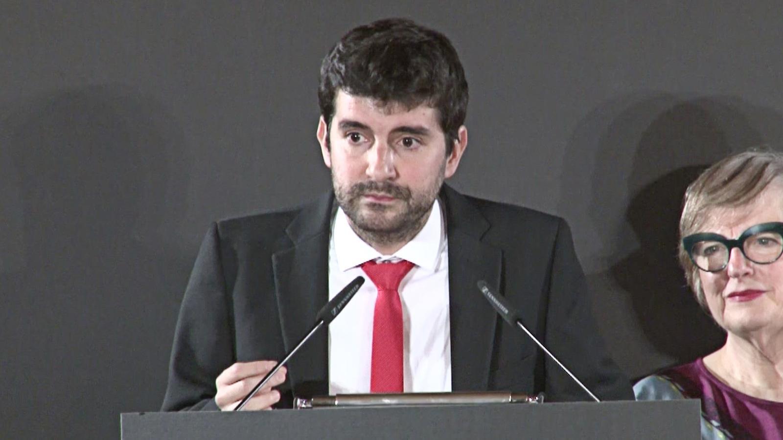 L'anàlisi d'Antoni Bassas: 'Manuel Valls o la mala educació'