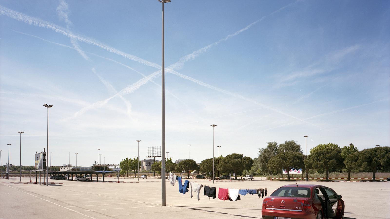 Pàrquing del Carrefour del Prat de Lobregat, 'Perfect Day' / TXEMA SALVANS