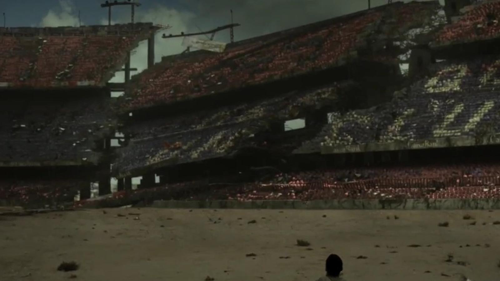 Barcelona, en ruïnes: Així és el 'Segon Origen', l'adaptació al cinema del clàssic de Pedrolo