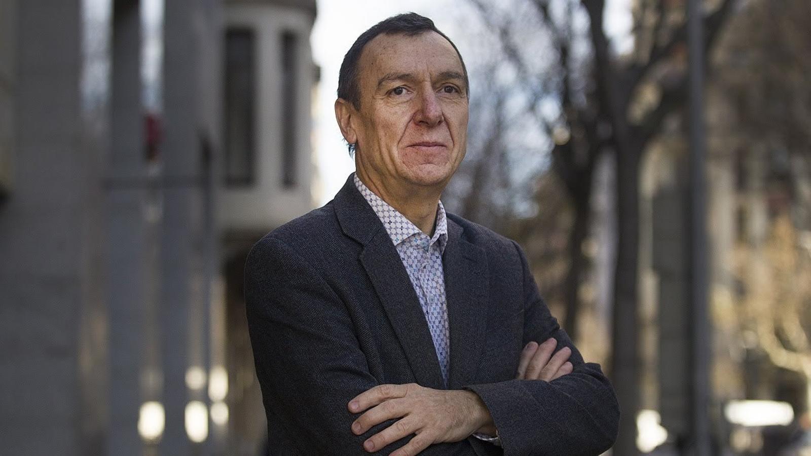 """Joaquim Franch: """"Quan Soraya va dir que no hi havia hagut un referèndum, s'ho creia"""""""