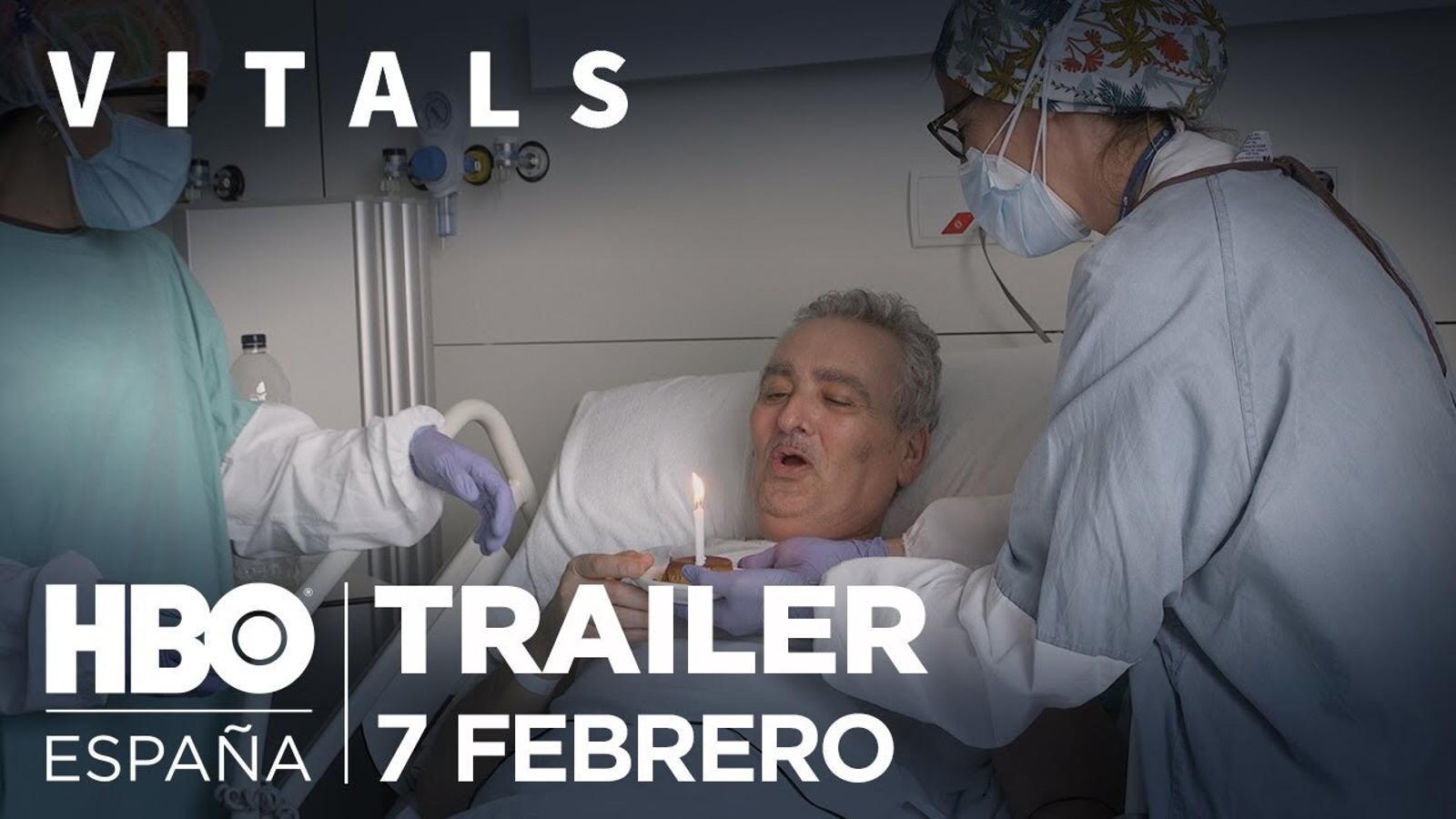 'Vitals' serà la primera sèrie de l'HBO rodada en català