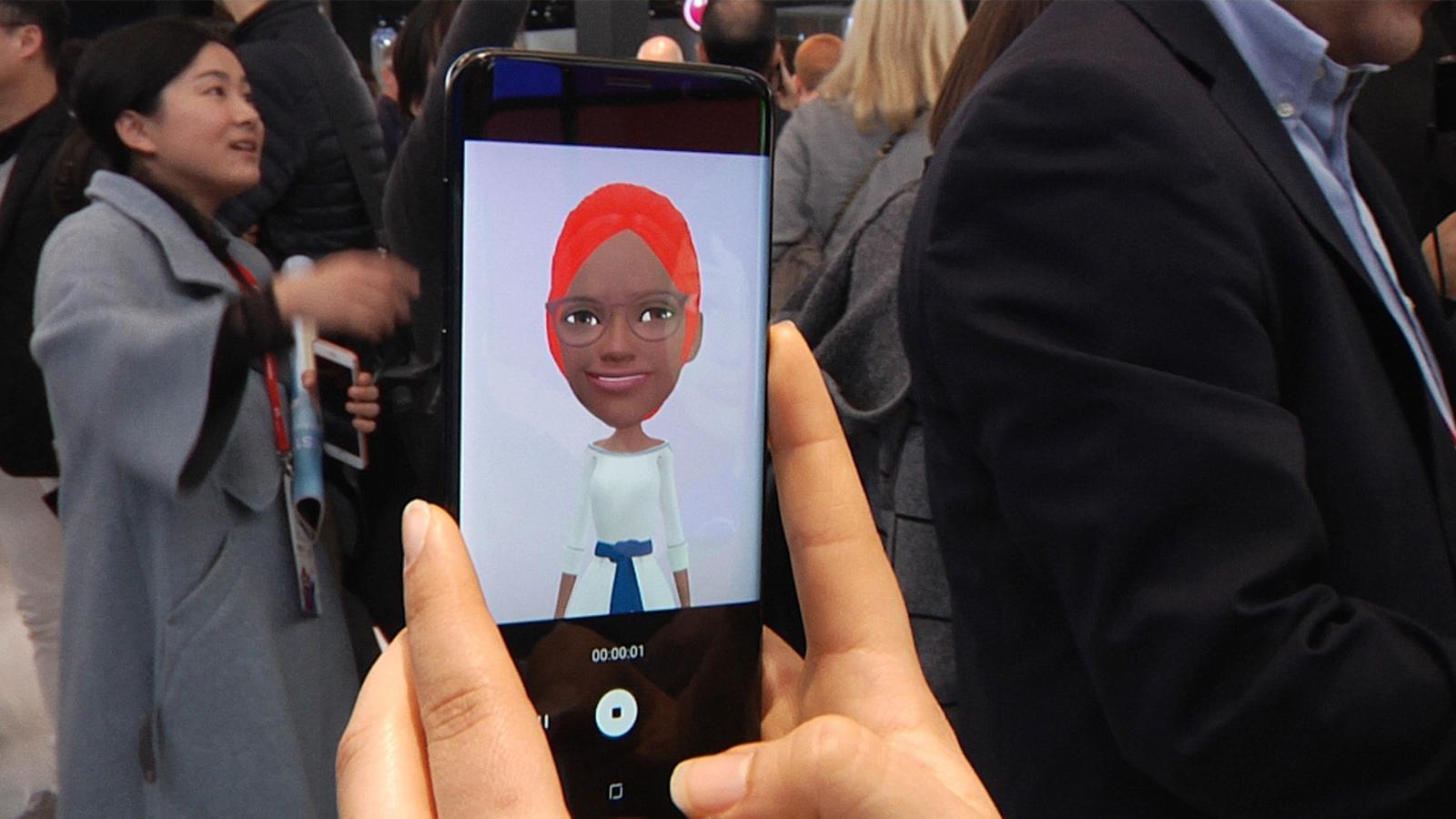 Els emojis personalitzats i la càmera, les novetats del Samsung Galaxy S9