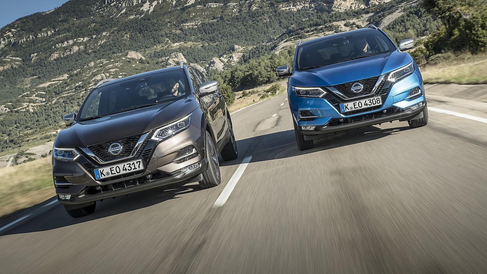 El Nissan Qashqai es pot adquirir a partir de 22.800 euros en la versió Visia.