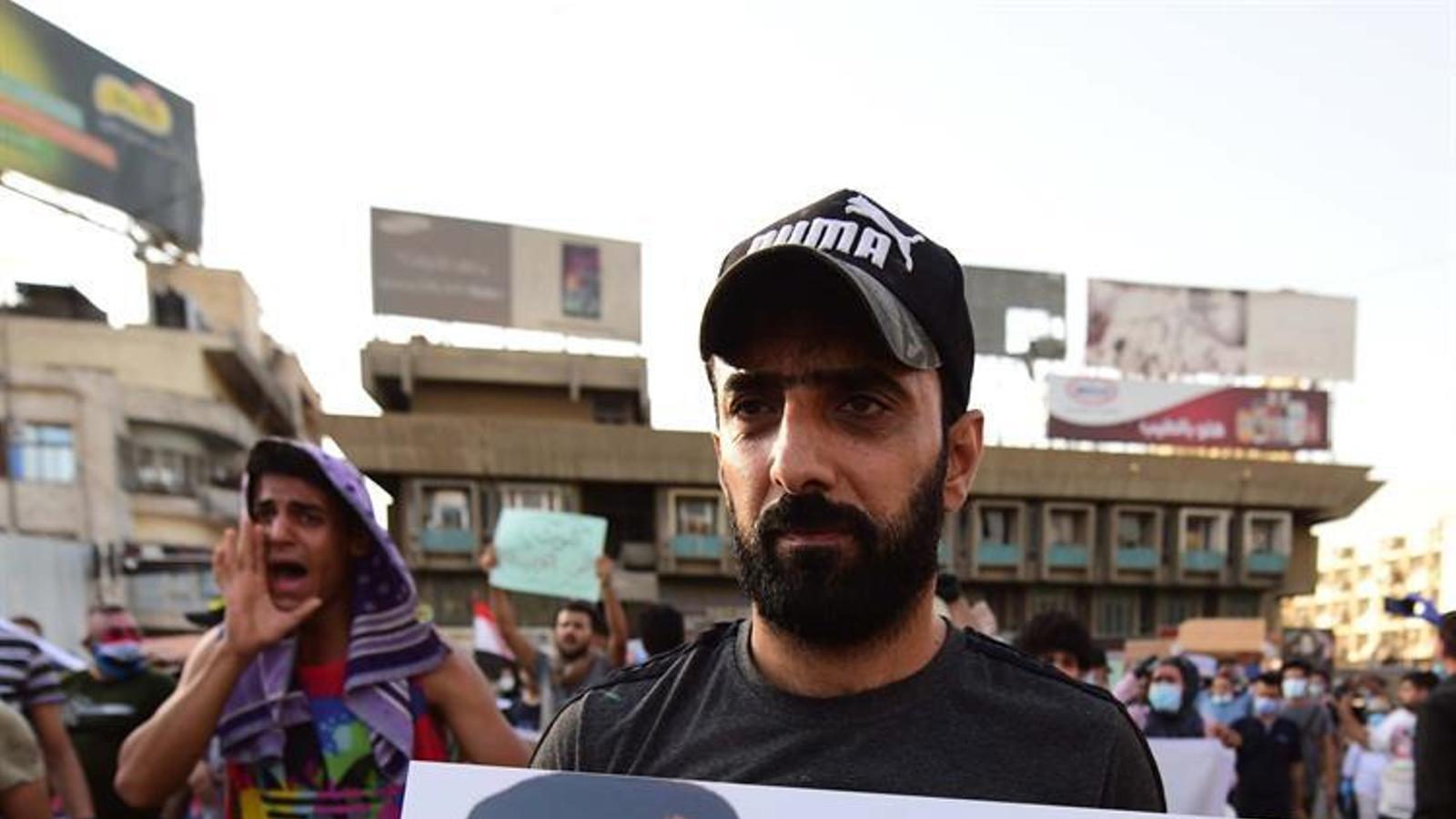Irak, entre la muerte y el exilio