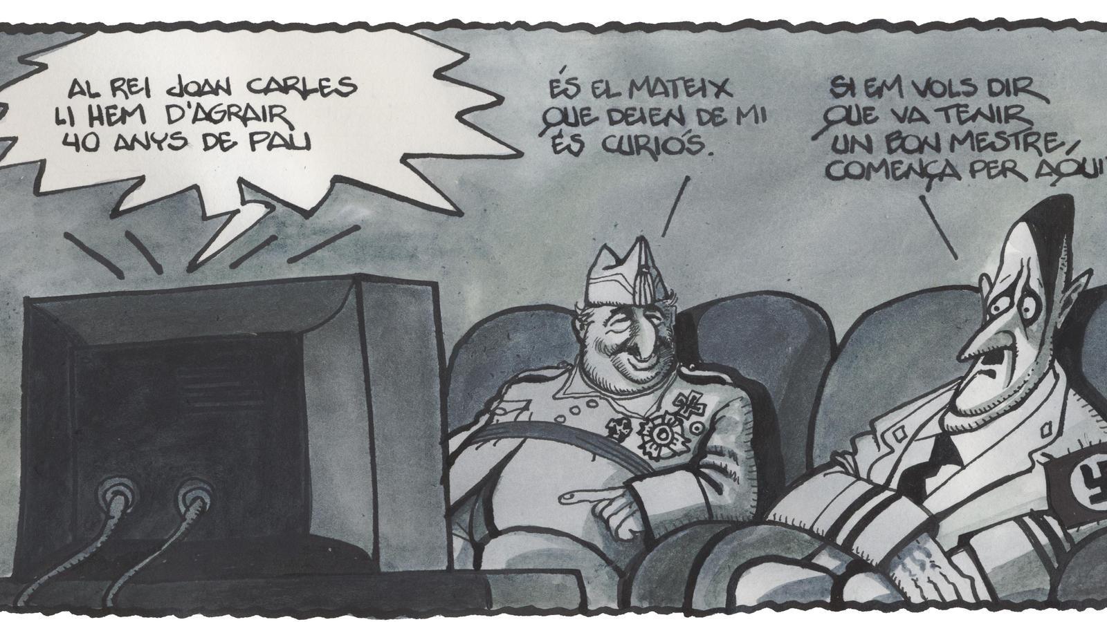 'A la contra', per Ferreres 14/08/2020