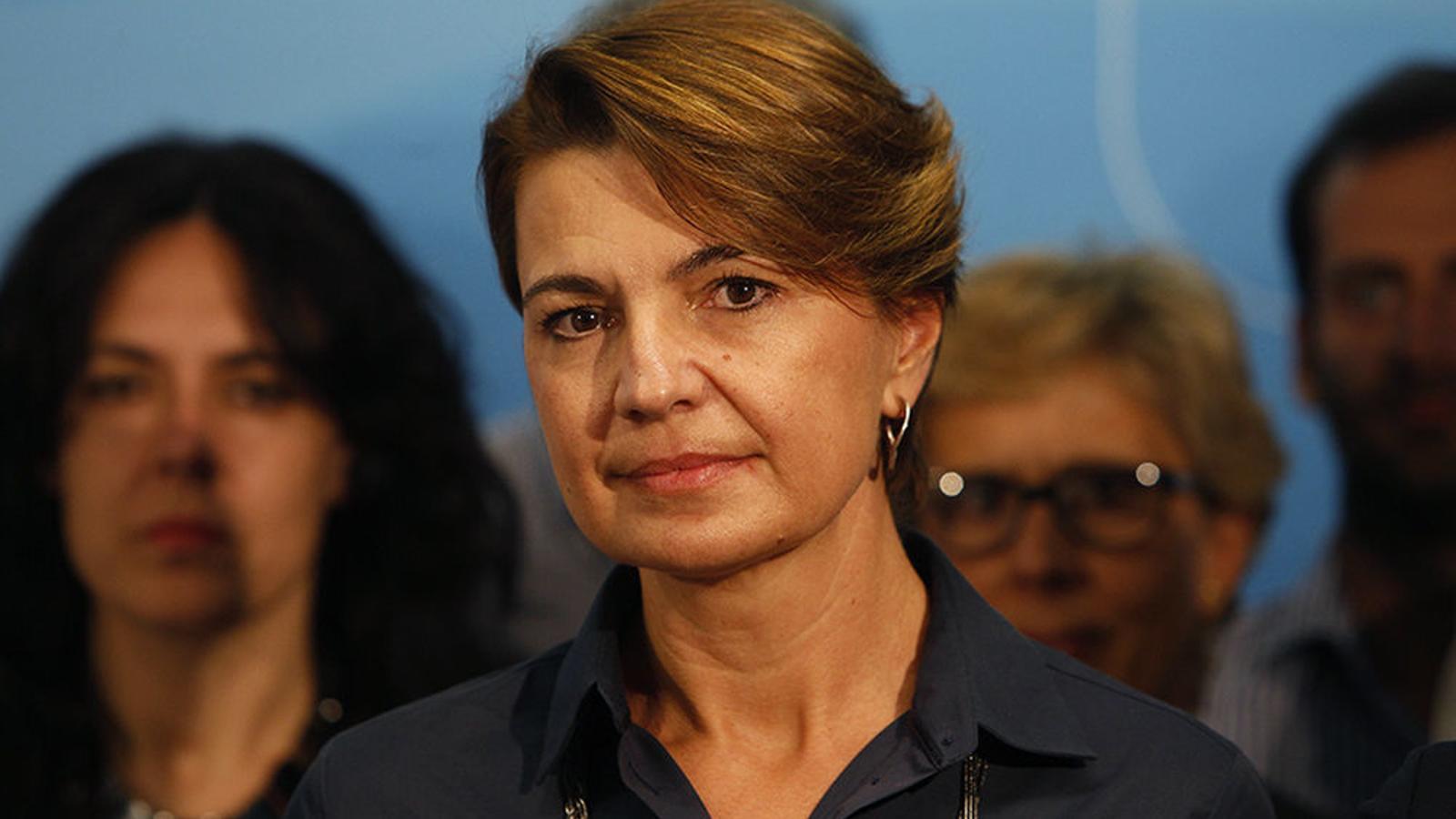 La presidenta del gestora del PP de Palma, Marga Duran, en imatge d'arxiu