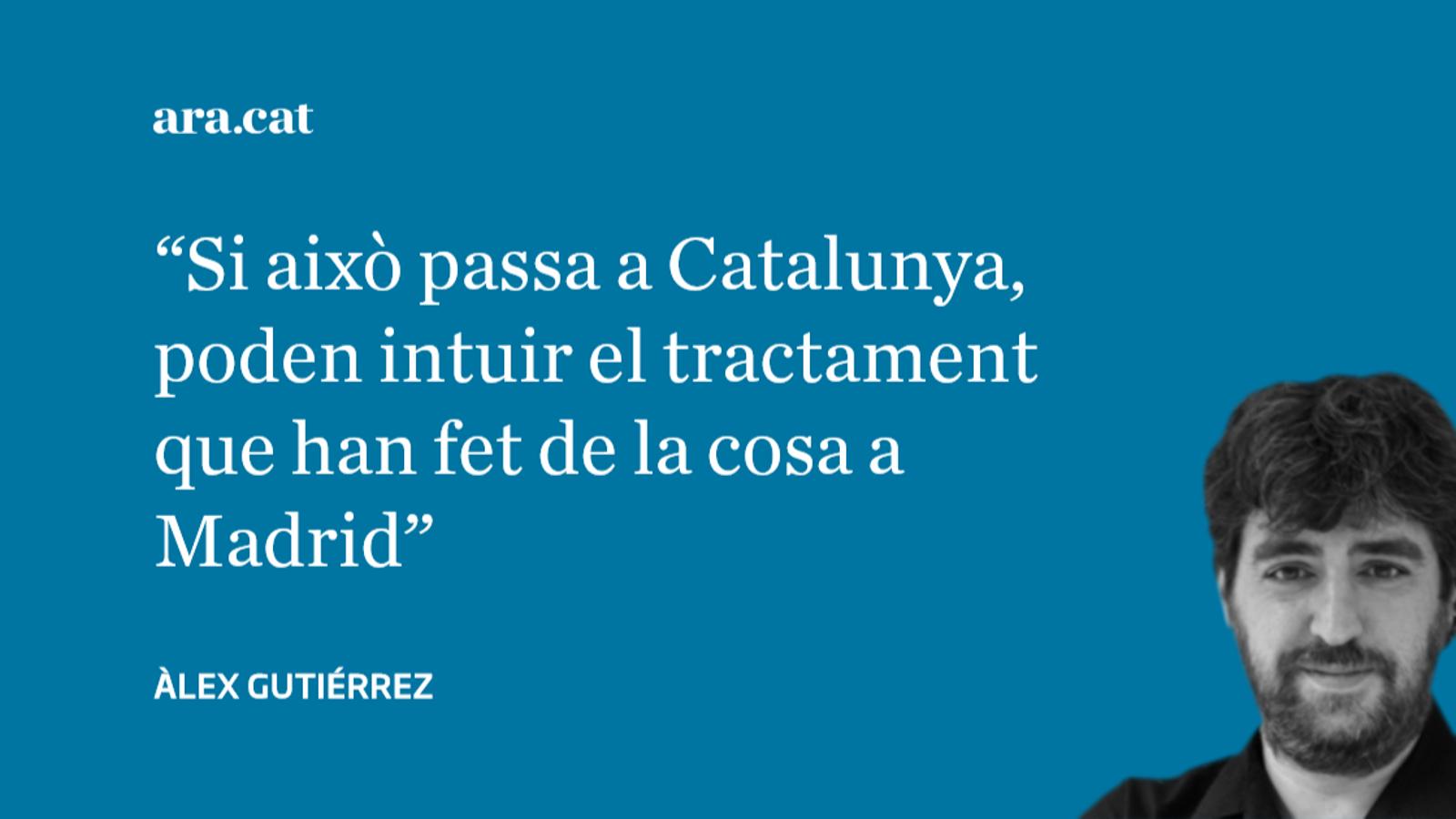 Diaris catalans que amaguen el rècord exportador del país: el pareu màquines