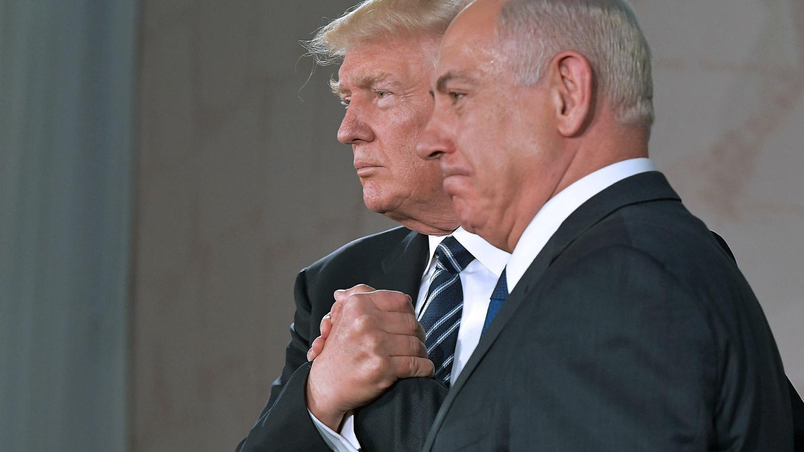 Trump, l'aliat incondicional de Netanyahu