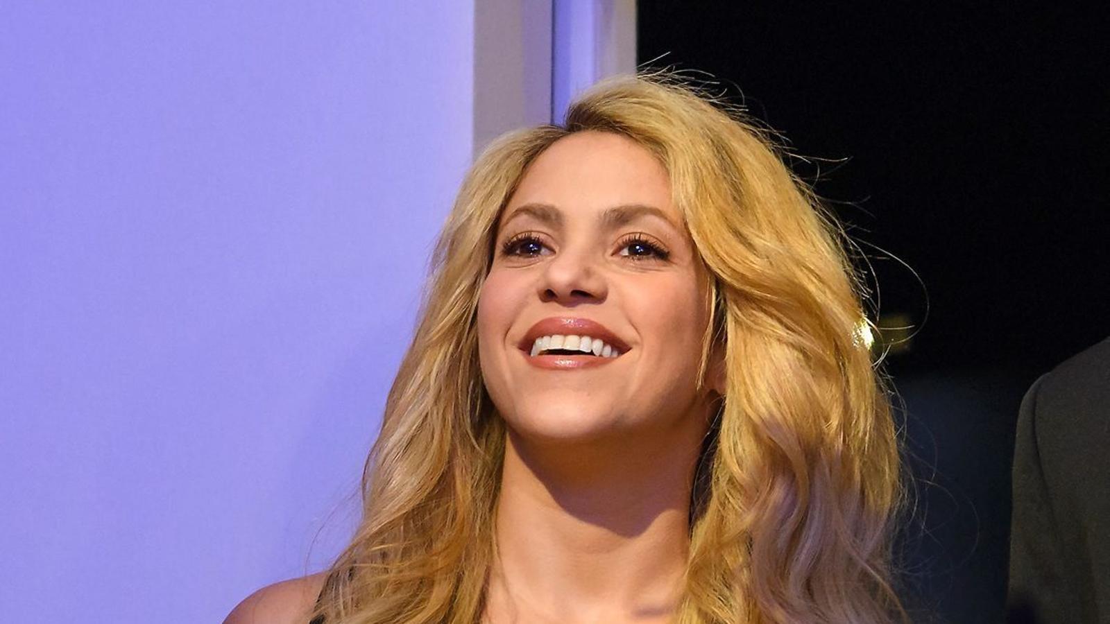Shakira, guardonada pel seu suport a l'educació