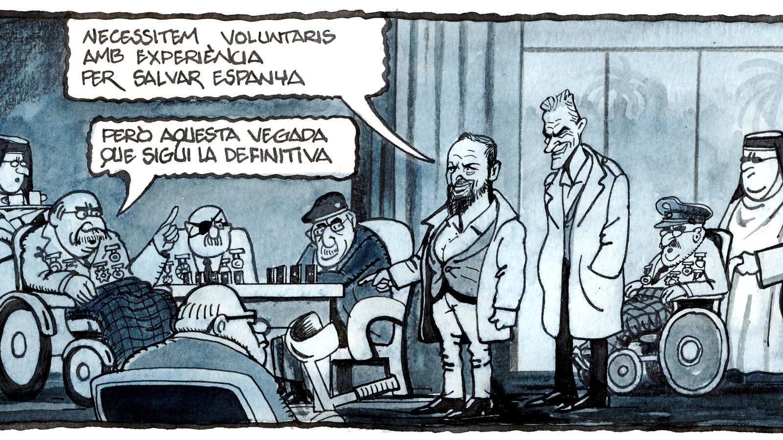 'A la contra', per Ferreres (22/03/2019)