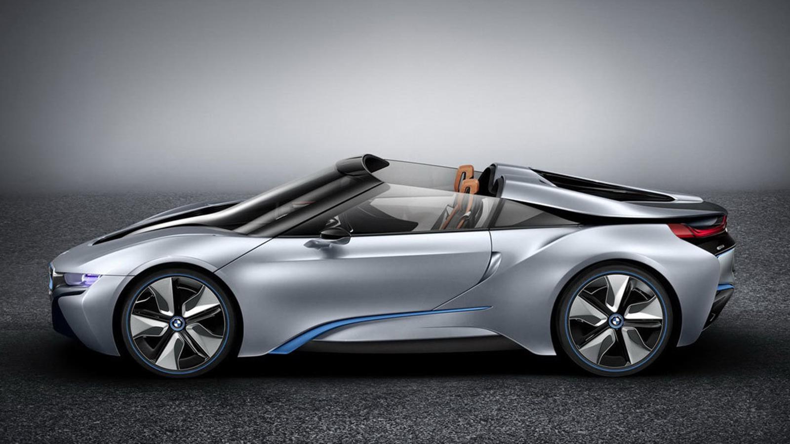 Hi haurà un i8 descapotable al 2018 / BMW