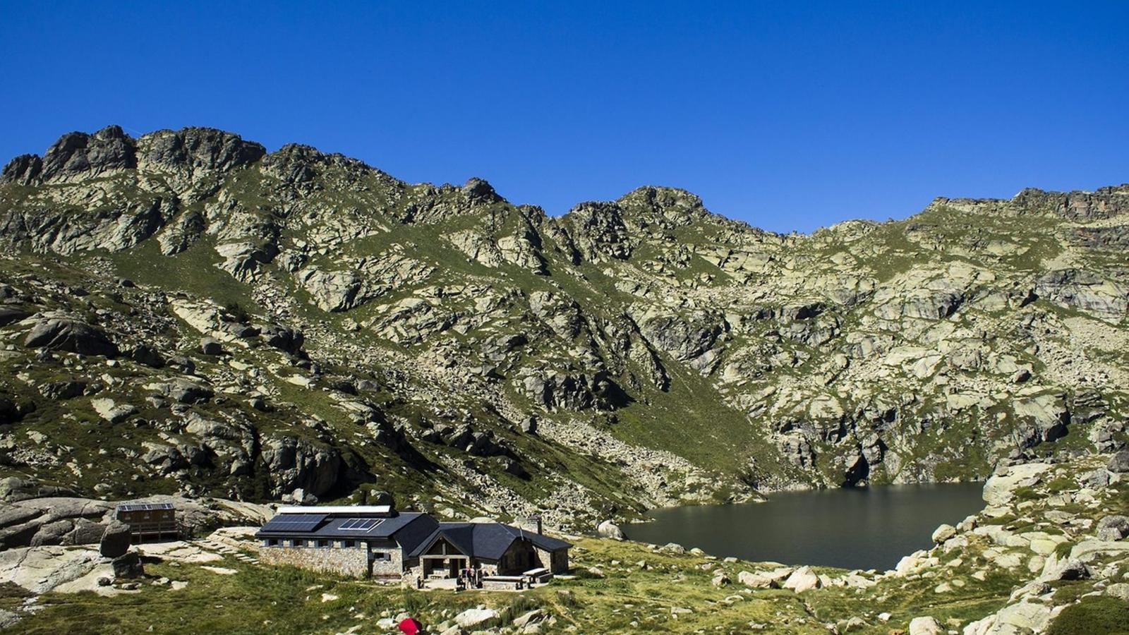 La major concentració de refugis  del Pirineu Allotjaments per a tots els gustos