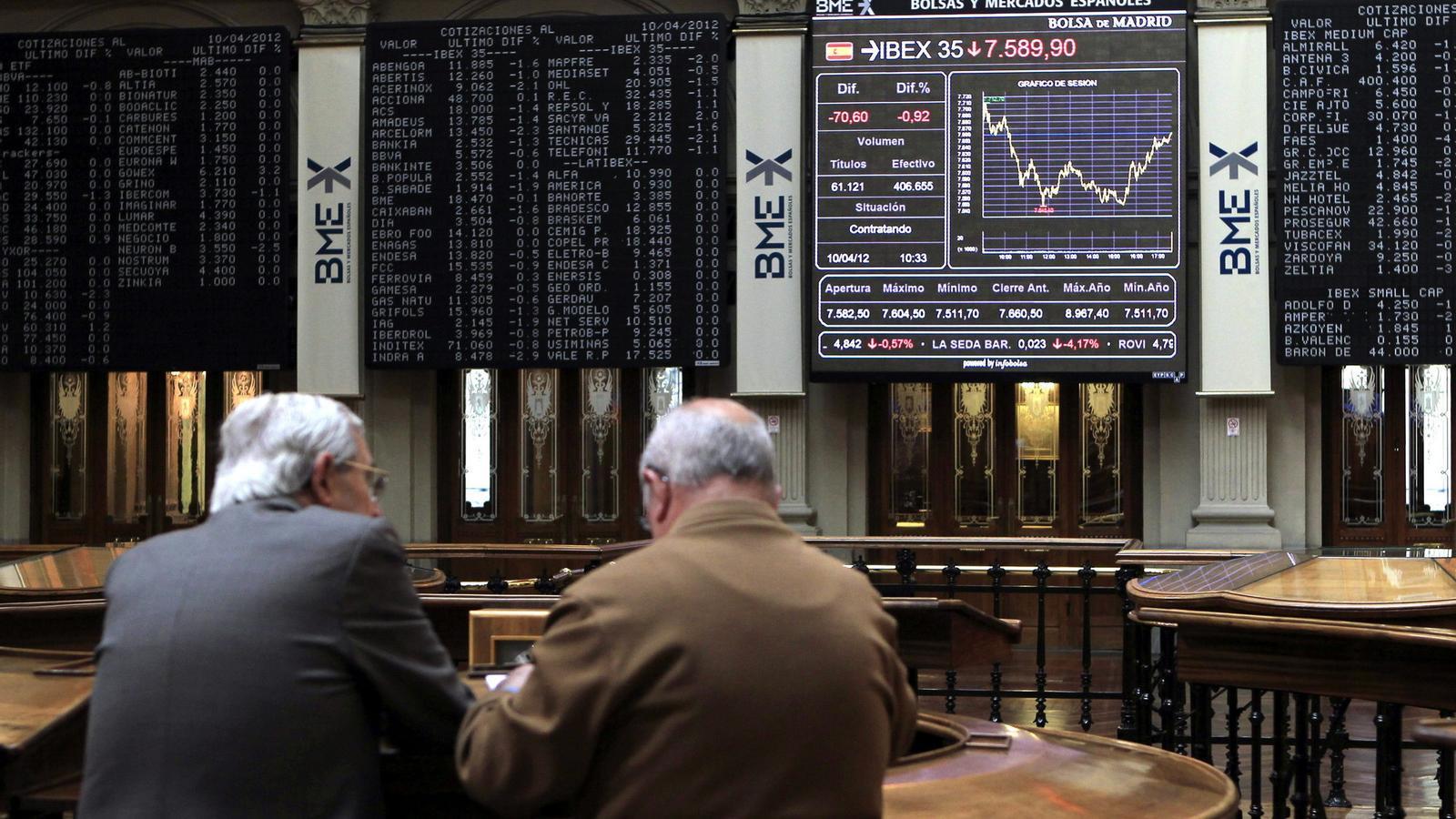 L'Íbex remuntarà el segon trimestre / GUSTAVO CUEVAS / EFE