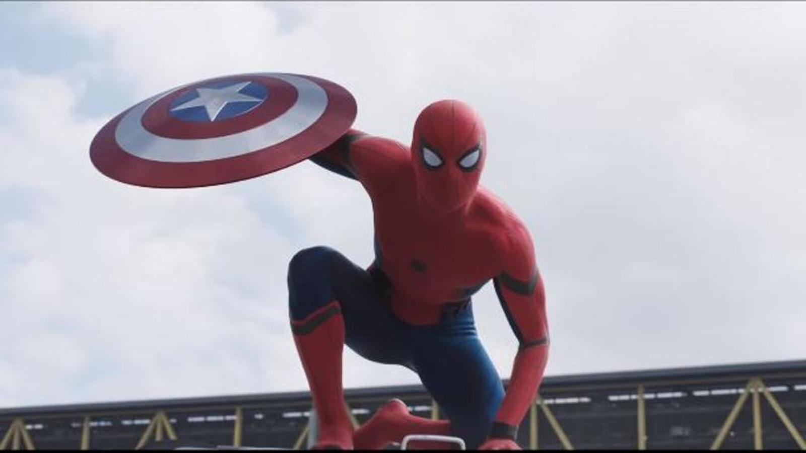 'Capitán América: civil war'.
