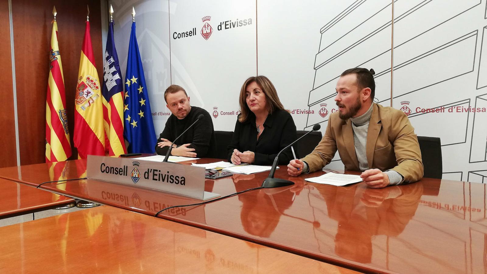 Crisi al Consell d'Eivissa per l'embós de les subvencions esportives i socials