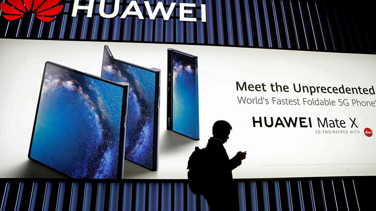 Els Estats Units amplien la moratòria a Huawei durant 90 dies més