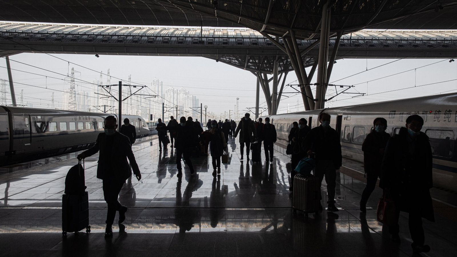 La Xina surt amb avantatge  per liderar el 2021