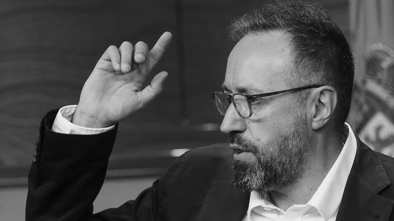 """L'anàlisi d'Antoni Bassas: 'Ciutadans """"consternats"""" perquè el PP els diu que """"no""""'"""