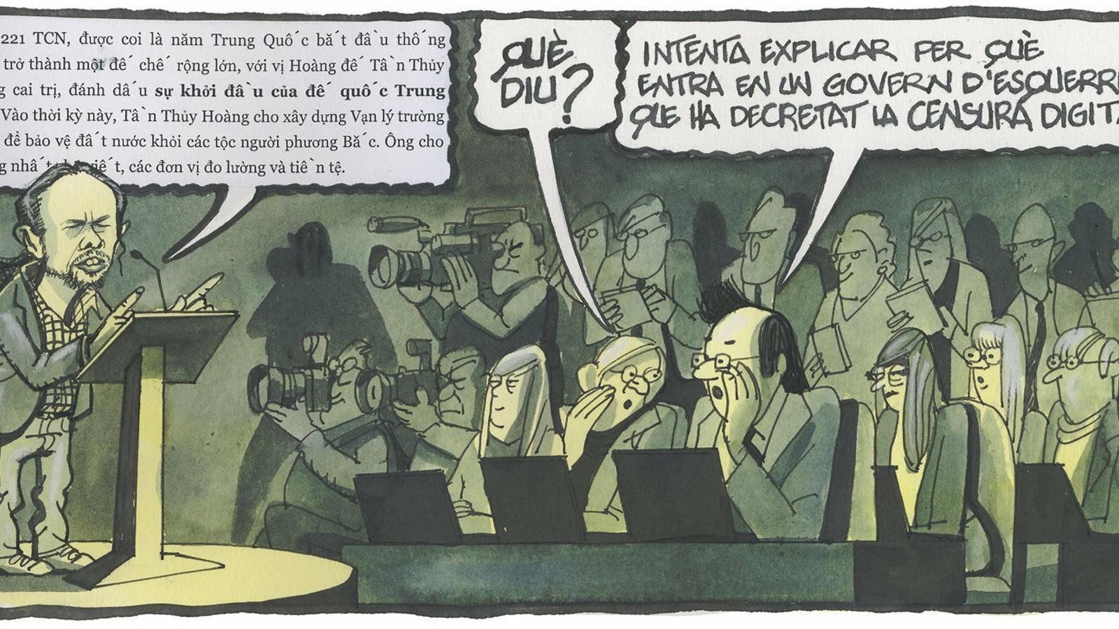 'A la contra', per Ferreres 09/12/2019