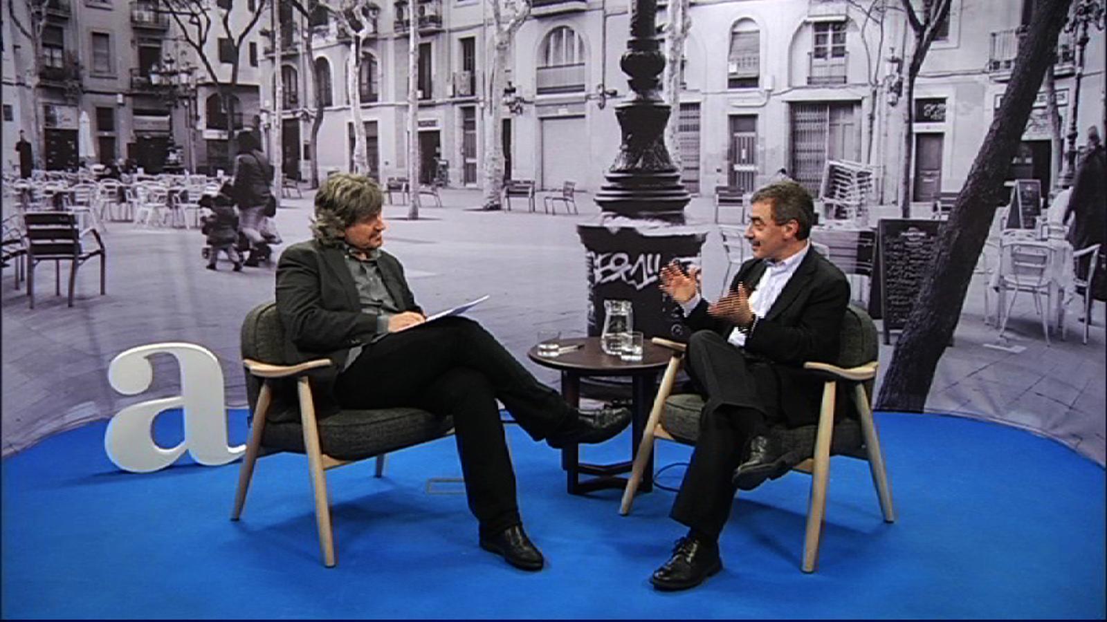 Entrevista de Carles Capdevila a Manuel J. Borja-Villel