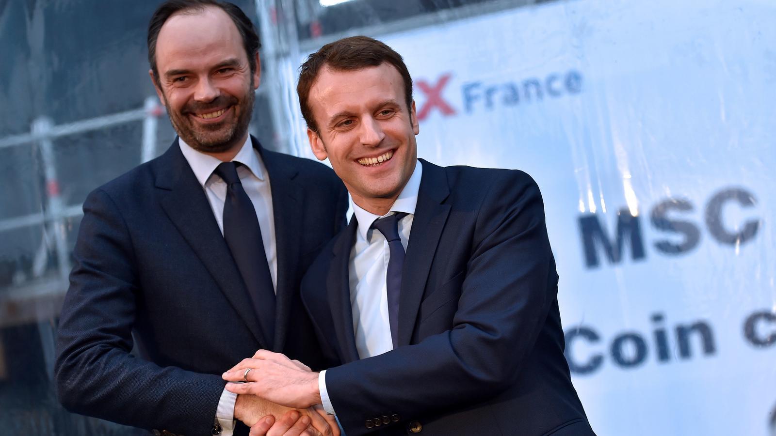 La popularitat de Macron, en caiguda lliure