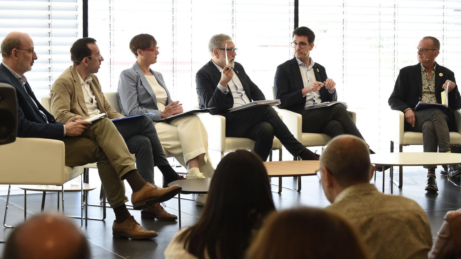 Debats de l'ARA 26-M a Lleida