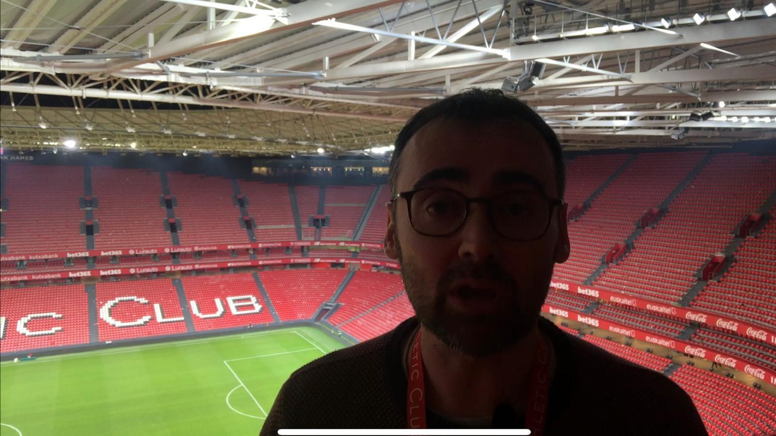 L'anàlisi de Toni Padilla de l'Athetlic-Barça