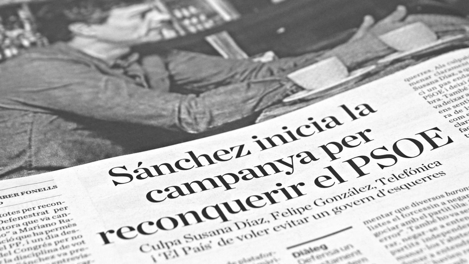 """L'anàlisi d'Antoni Bassas: Catalunya és una nació"""" (Pedro Sánchez)"""