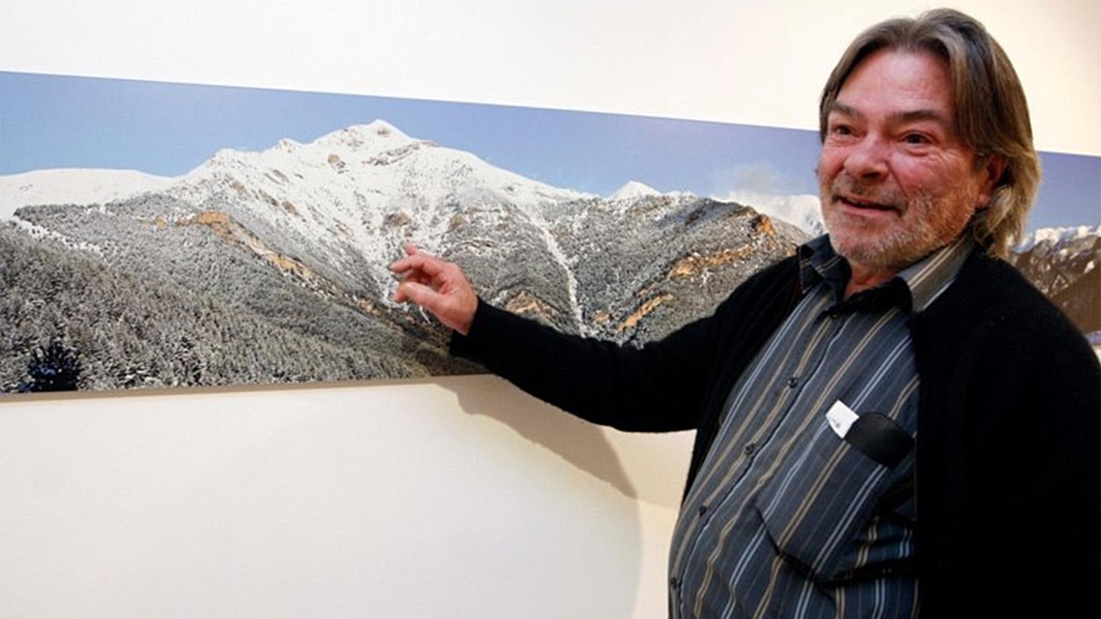 L'Andorra panoràmica de Jordi Pantebre, a la Sorbona de París