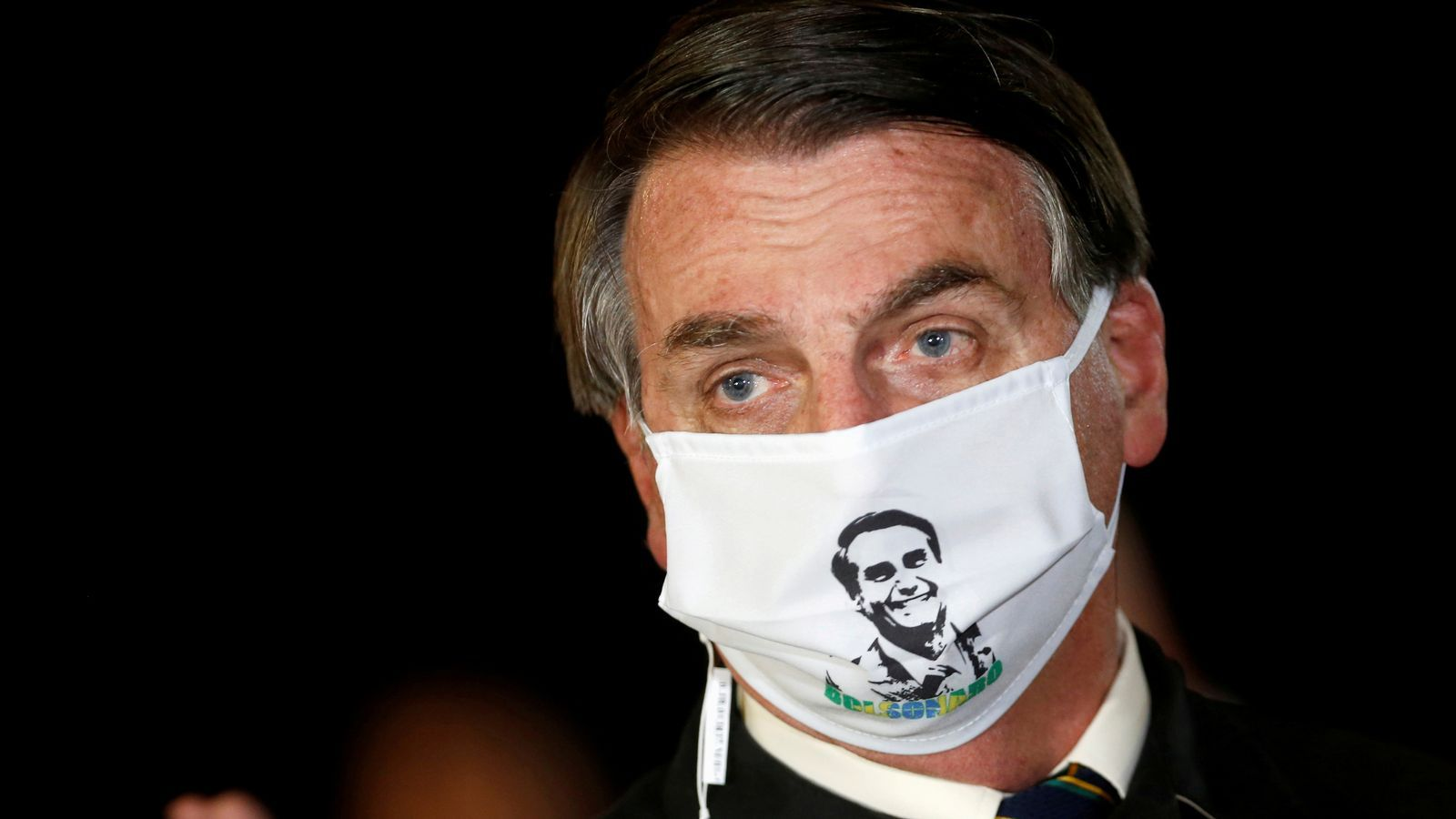 El negacionista president del Brasil Jair Bolsonaro, positiu per coronavirus