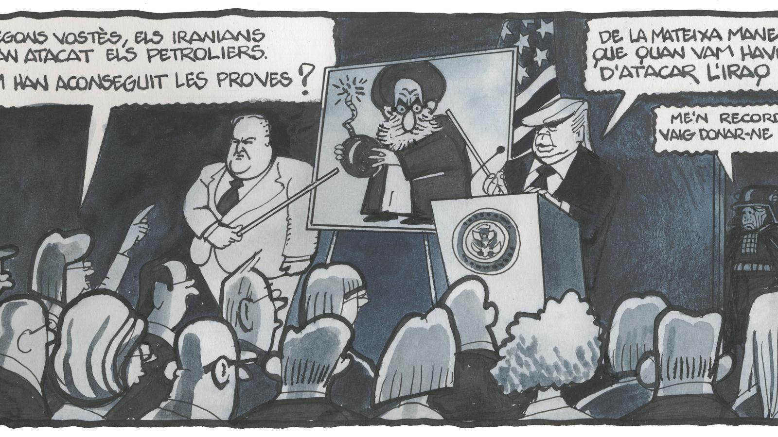 'A la contra', per Ferreres (19/06/2019)