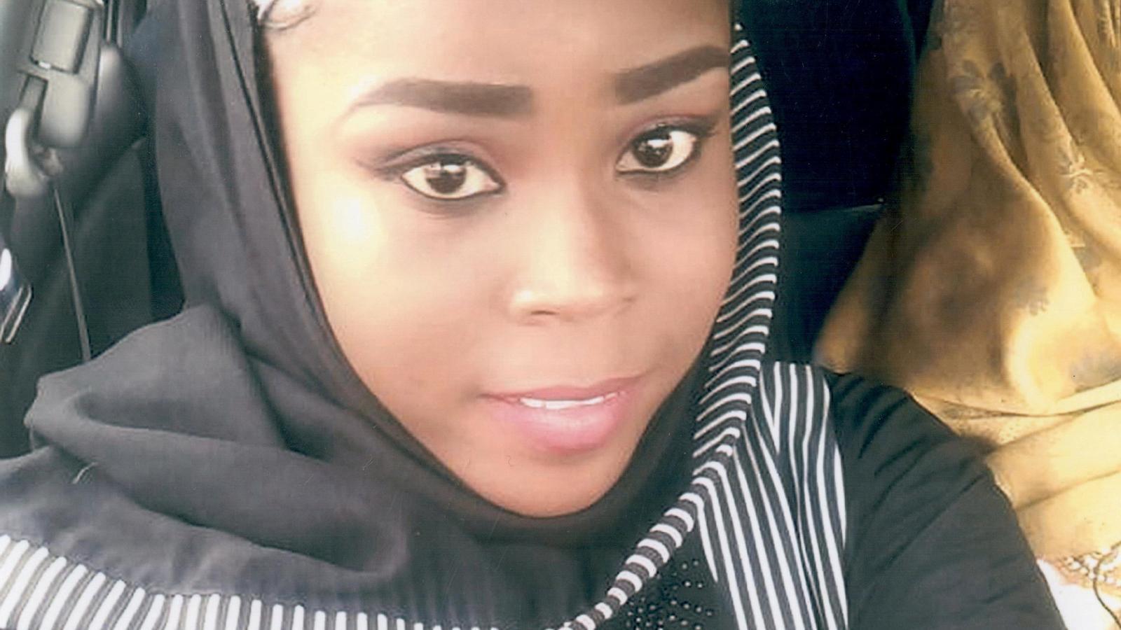 Hauwa Mohammed Liman, la llevadora de Creu Roja assassinada per Boko Haram.