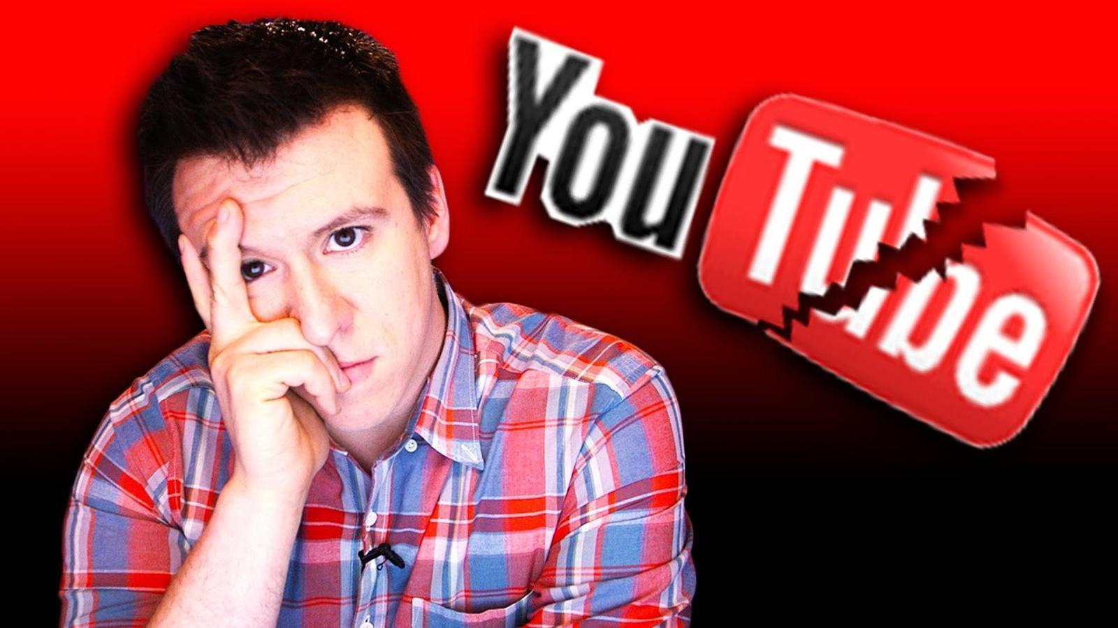 Philip DeFranco, sobre el canvi de normes de Youtube